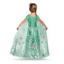 Disney Frozen Fever Elsa Halloween Costume