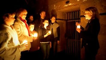Night Tours | Old Melbourne Gaol 1 hour $38