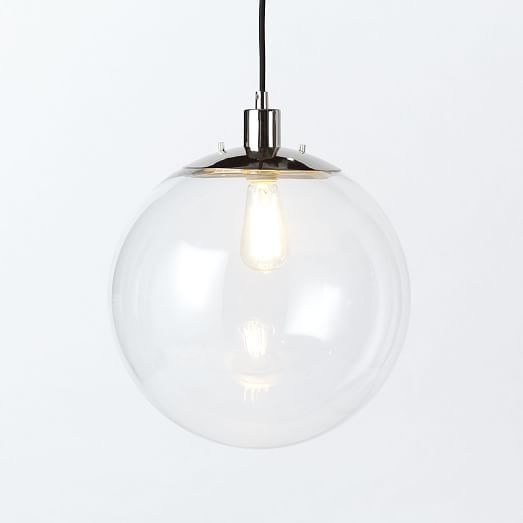 17 Best images about LIGHTing on Pinterest Pottery barn kids, Hanging pendants and Glass pendants