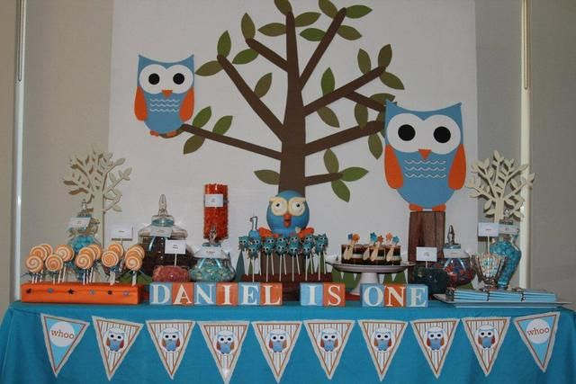 Owl Party #owl #party