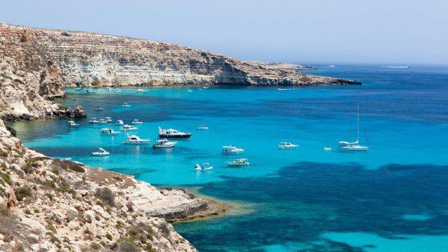 Lampedusa - Sicily