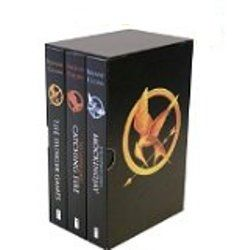 The Hunger Games Book Series from a Romantic Viewpoint.  Review of The Hunger Games trilogy by @Sylvestermouse