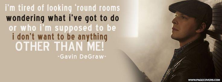 Gavin Degraw I Dont Wanna One Tree Hill Lyrics