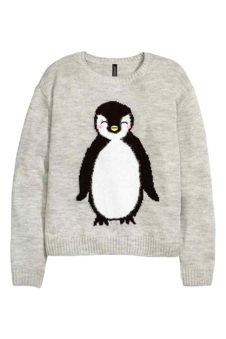 Świąteczny sweter, H&M 59,90 zł