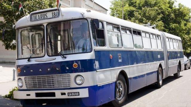İkarus Bus Hugarian -