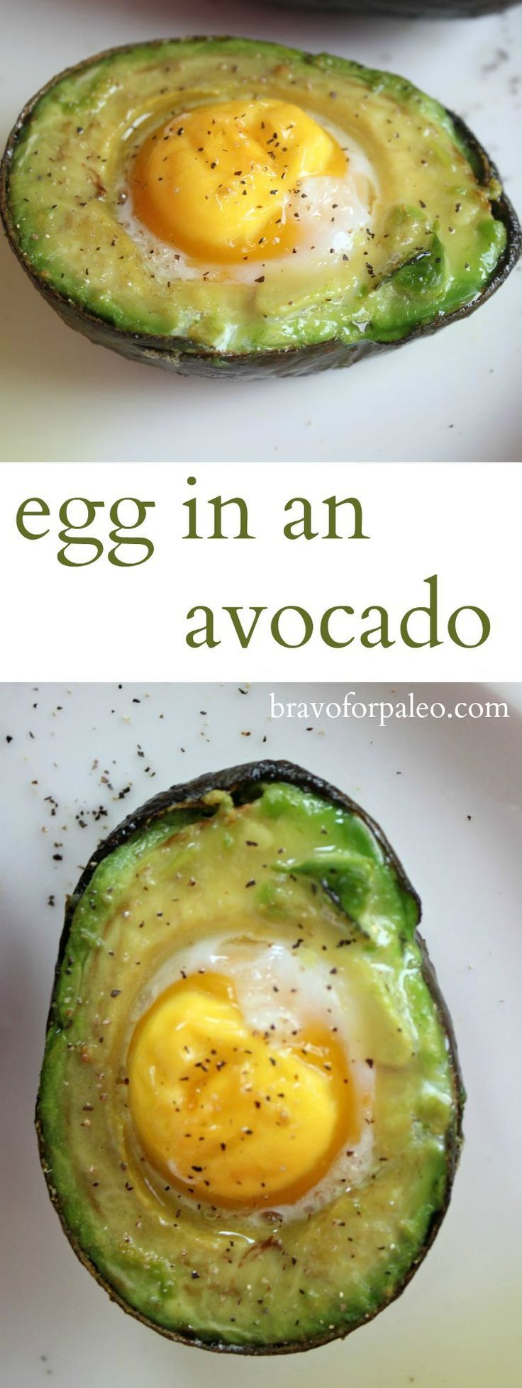 HOLY avocado! You have to try this recipe. It is so delicious.