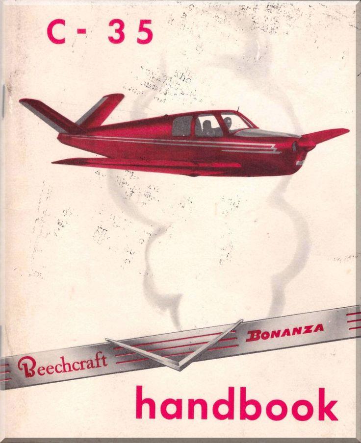 36 best aircraftmanuals images on pinterest aircraft beechcraft bonanza c 35 aircraft handbook manual 3 fandeluxe Images