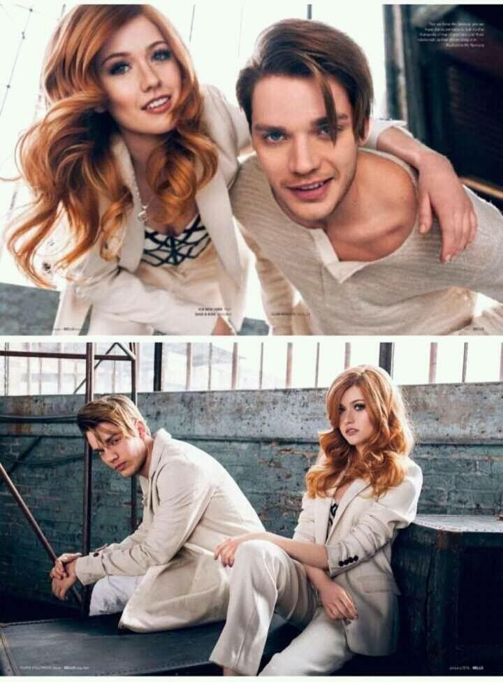 shadow hunters clary and jace meet the parents