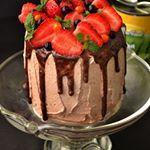 Tort cu Crema de Naut  Reteta la link in Bio  cake  cakestagram  cakes  tort  instagram  retetasunfood  retetecunaut
