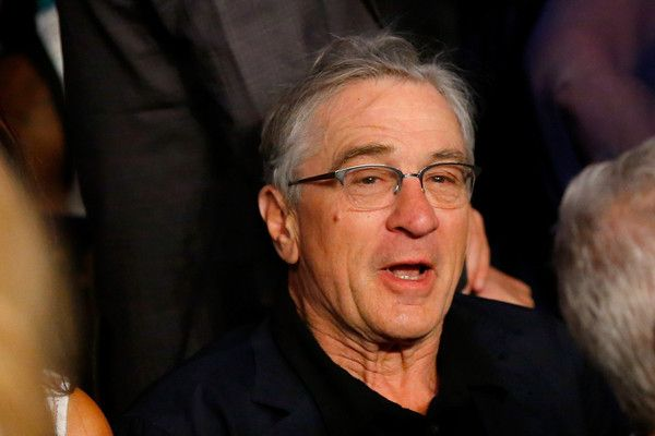 Robert De Niro risponde all'accusa di plagio di Stefania Grassi