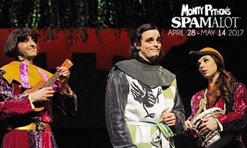 SPAMALOT is a blast! We have two weekends left! Come check out this ridiculous show! This is 1 of my 10 characters! 🎭 * * * * * * * * * * #spamalot #theater #musicaltheater #music #broadway #paloalto #actress #actresslife #actor #show #showtime #bayarea #bayareamusic #bayareaartist #musicaltheater #newyork #theater #onstage #lights_love #love #costume #makeup #montereylocals #pacificgrovelocals- posted by Melissa Baxter https://www.instagram.com/melbax. See more of Pacific Grove, CA at…