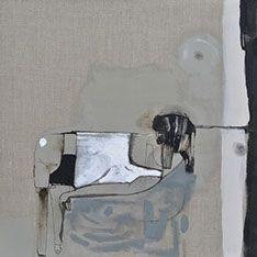 figura w krajobrazie 50x50