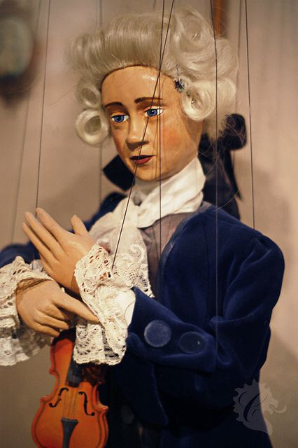 mozart marionette | Recent Photos The Commons Getty Collection Galleries World Map App ...