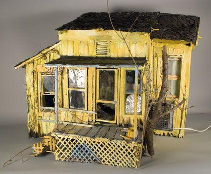 Dollhouse 1:12 scale - San Angel Folk Artists: Sally Ozuna