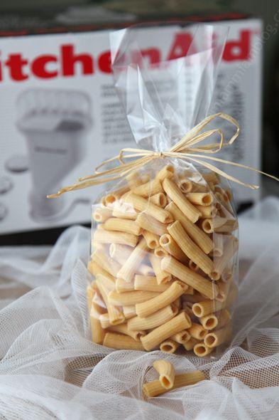 Faire des macaronis maison ou comment réaliser des pâtes fraîches facilement