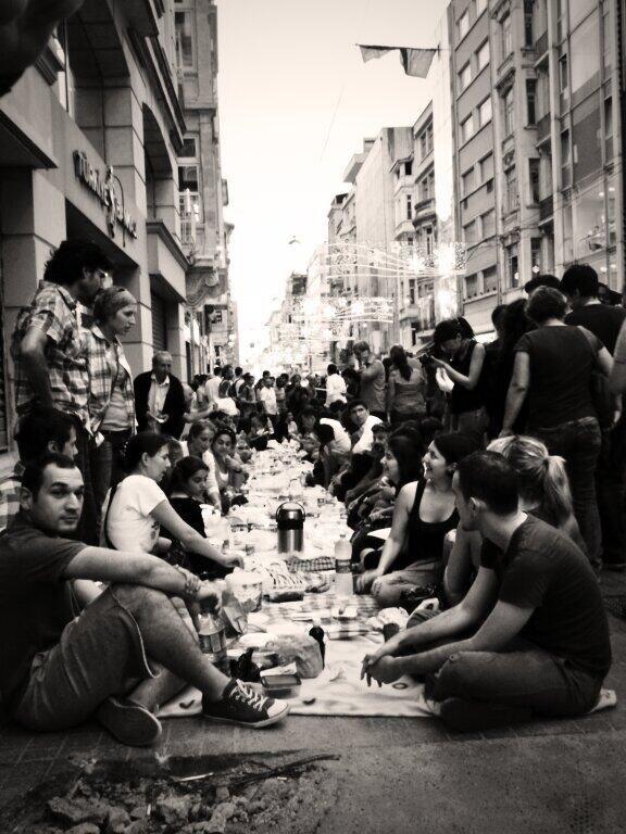 #yeryuzusofrasi #yeryuzuiftari #occupygezi