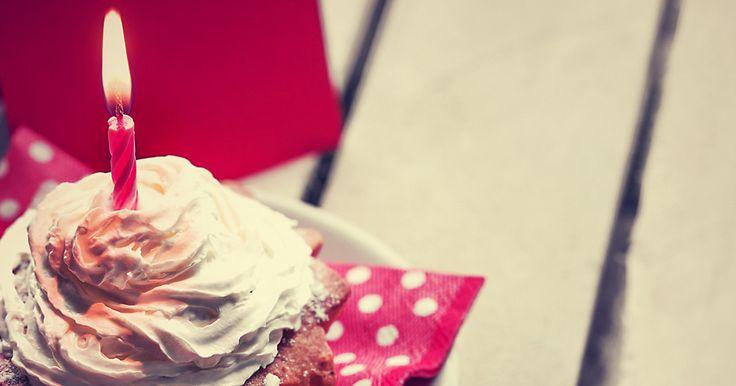 Rezept für die erste Geburtstagstorte - dm Online Shop Magazin