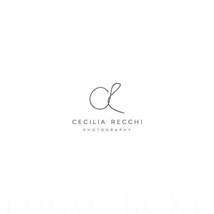 Individuelle Fotografie Logo - Logo Design - Fotografie-Wasserzeichen - Business Logo Entwerfen von LogoLuxe auf Etsy https://www.etsy.com/de/listing/87420611/individuelle-fotografie-logo-logo-design