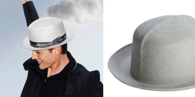 I cappelli in paglia tornano con grande forza durante l'estate. Su Yoox arrivano i nuovi modelli di Borsalino che riscoprono tutte le gradazioni del bianco  http://www.sfilate.it/189921/i-cappelli-da-uomo-in-paglia-di-borsalino-per-lestate-2013