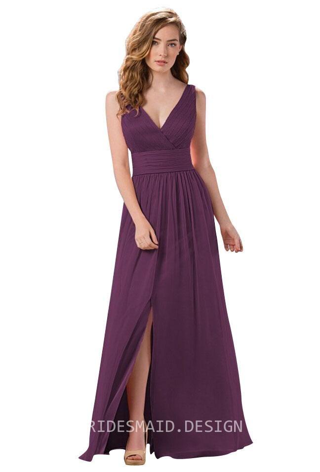 Mejores 17 imágenes de Chiffon Bridesmaid Dresses en Pinterest ...