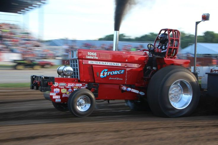 Badger State Tractor Pull added to 2017 Dodge County Fair