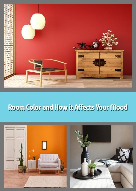 Room Color and How it Affects Your Mood - The colors of ...