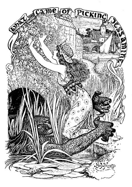 Henry Justice Ford - The Grey Fairy Book edited by Andrew Lang, 1905