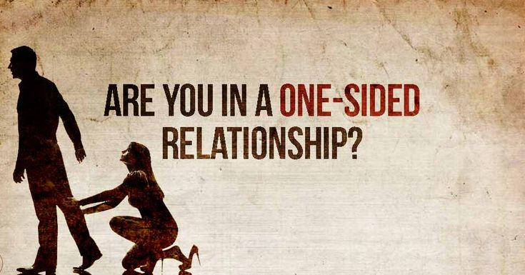 one sided relationship essay Health argumentative essay topics: 1 we shouldn't be so skeptical about people meeting online and continuing their relationships in the real world 8 once you have considered your reader and gathered the pros and cons, take one certain side.