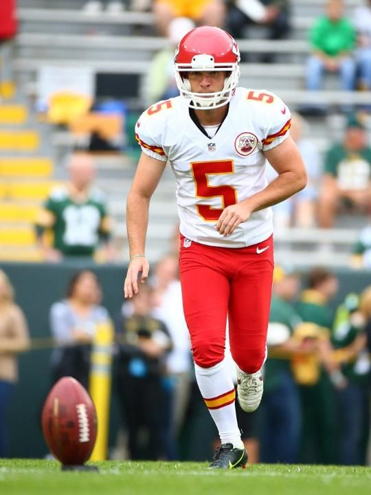 K Cairo Santos- Kansas City Chiefs