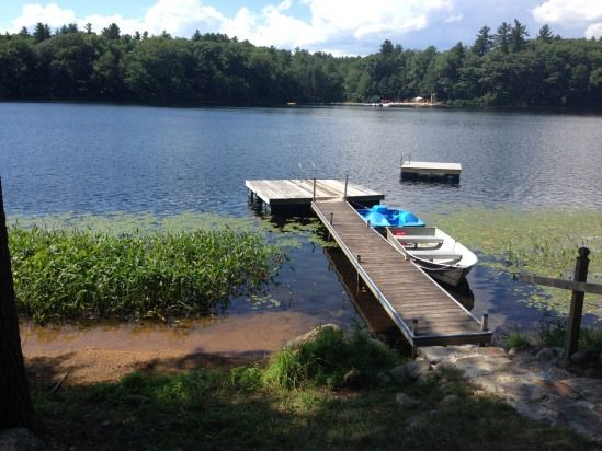 Northwood NH holiday cabin with 2 bedroom