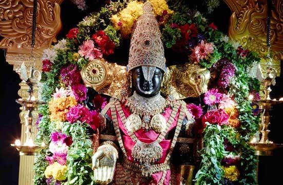 Lord Balaji @ISKCONPune