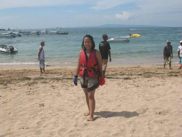 Watersport in Bali is a must...Tanjung Benoa Bali