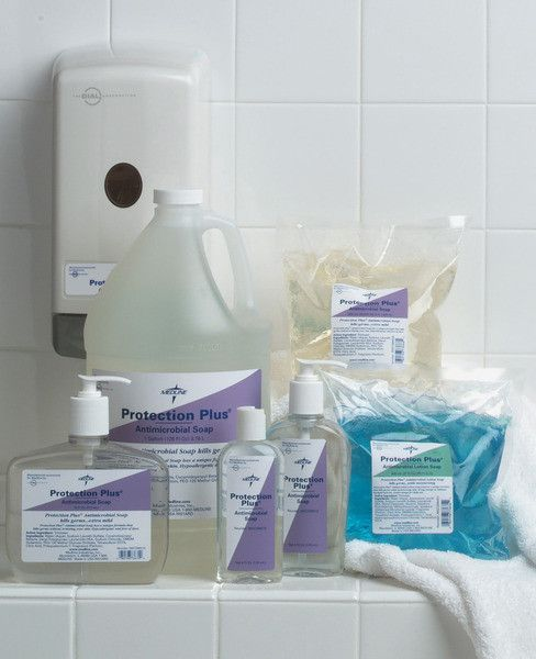 Protection Plus Antimicrobial Soap Case Pack 12