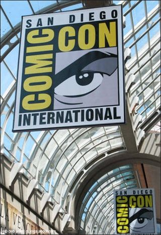 One of my dreams. To one day attend (and spend a lot of money at) San Diego Comic Con.