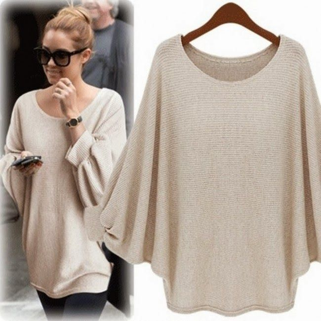 Amazing grey over sized lovely sweater