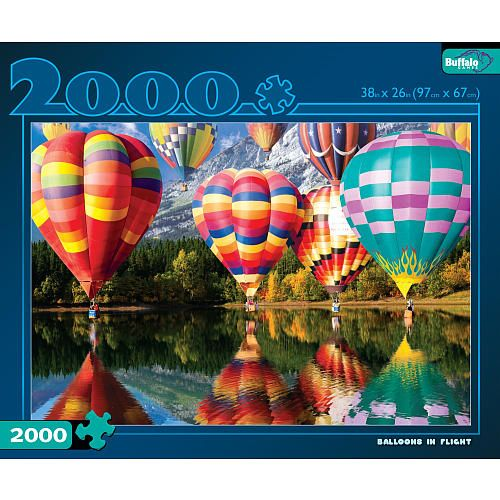 1247 best images about puzzles on pinterest fishing for Air balloon games