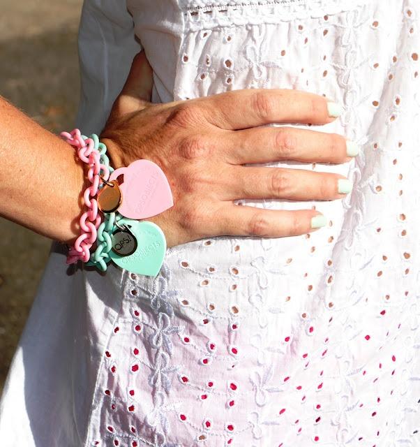 OPS! Love bracelets