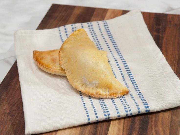 Omit optional cheese to make these kosher. Pizza Dough Chicken  Empanadas recipe from Marcela Valladolid via Food Network