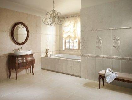 Łazienka - połączenie tradycyjnych form z nowoczesnością