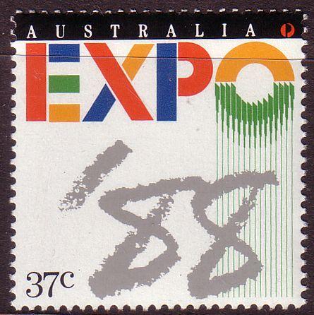 Australia 1988 Expo 88 World Fair Fine Used SG 1143 Scott 1080 Other Australian Stamps HERE