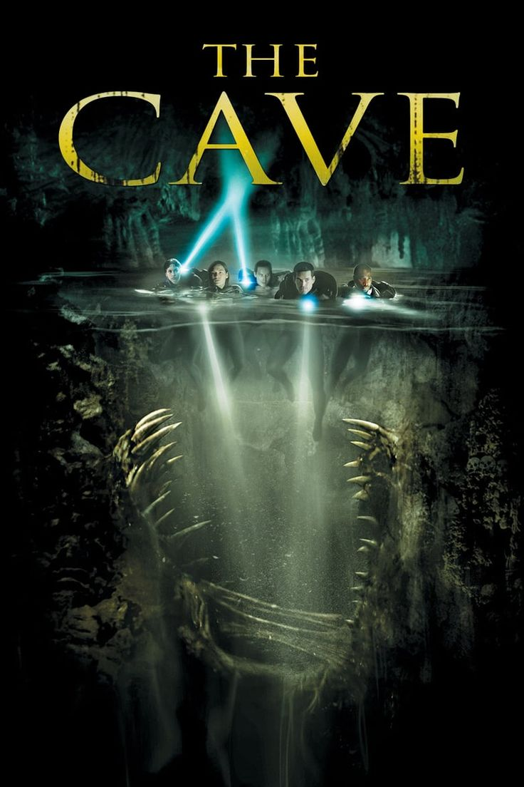 The Cave 2005 In 2021 Movies Blu Ray Horror Movie Art