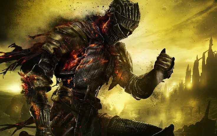 Darkness Has Spread -- Dark Souls III Release Date Announced + New Trailer - http://wp.me/p67gP6-47P