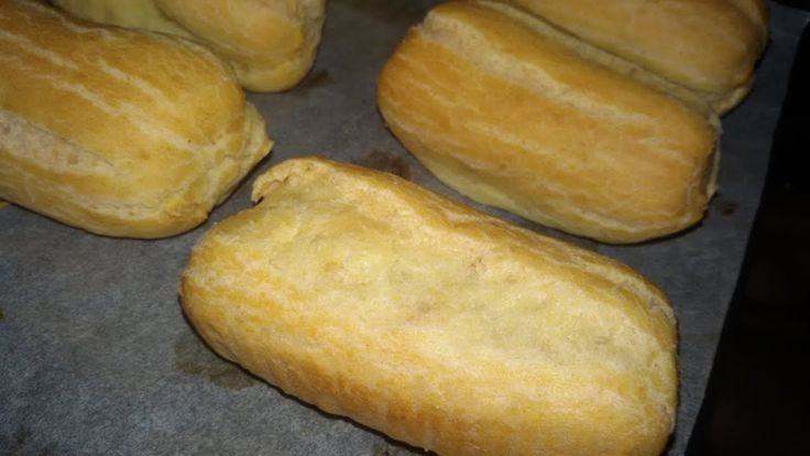 Ekler Resepti Eklerin Hazirlanmasi Food Bread