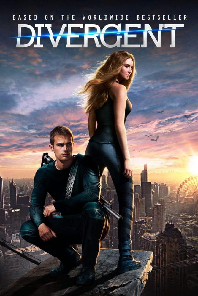 divergent four movie poster - photo #13
