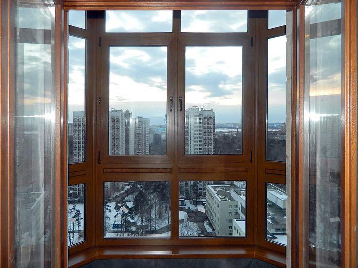 Французское остекление балкона и лоджии - Производство и установка плаcтиковых, деревянных и алюминиевых окон и дверей, остекление балконов и лоджий, квартир и загородных домов.Цены. Онлайн-заявка на замер.
