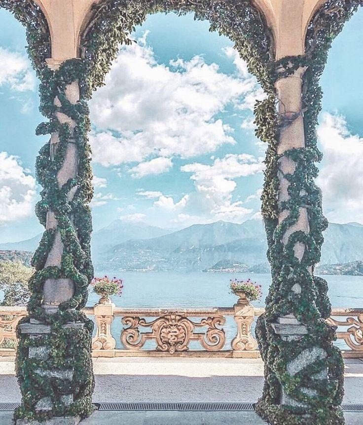 Villa del Balbianello, Lake Como, Italy in 2020 | Lake ...