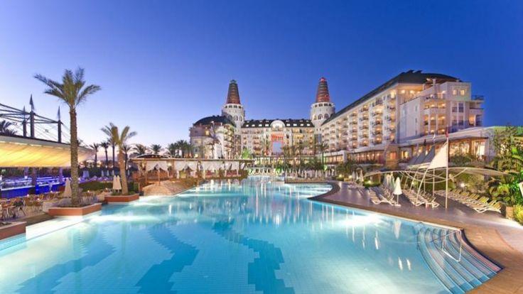 Hotel Delphin Diva Premiere, Lara, Antalya, Turcia