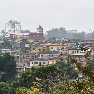 """The Filthy-Rich Spanish Speaking African Country """"Teensy Equatorial Guinea is the wealthiest country on the African continent."""" √"""