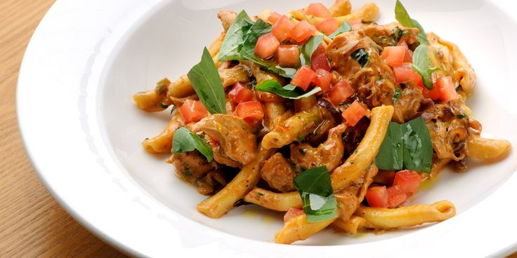 A simple fresh chilli chicken pasta recipe from award-winning chef and Great British Menu favourite, Paul Ainsworth.