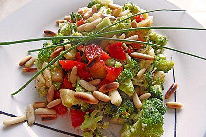 Brokkolisalat, ein sehr leckeres Rezept aus der Kategorie Früchte. Bewertungen: 38. Durchschnitt: Ø 4,4.